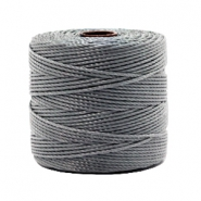 Fil Nylon S-Lon 0.6mm gris